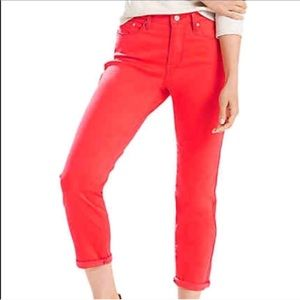 Lucky Brand sweet and crop jeans 6